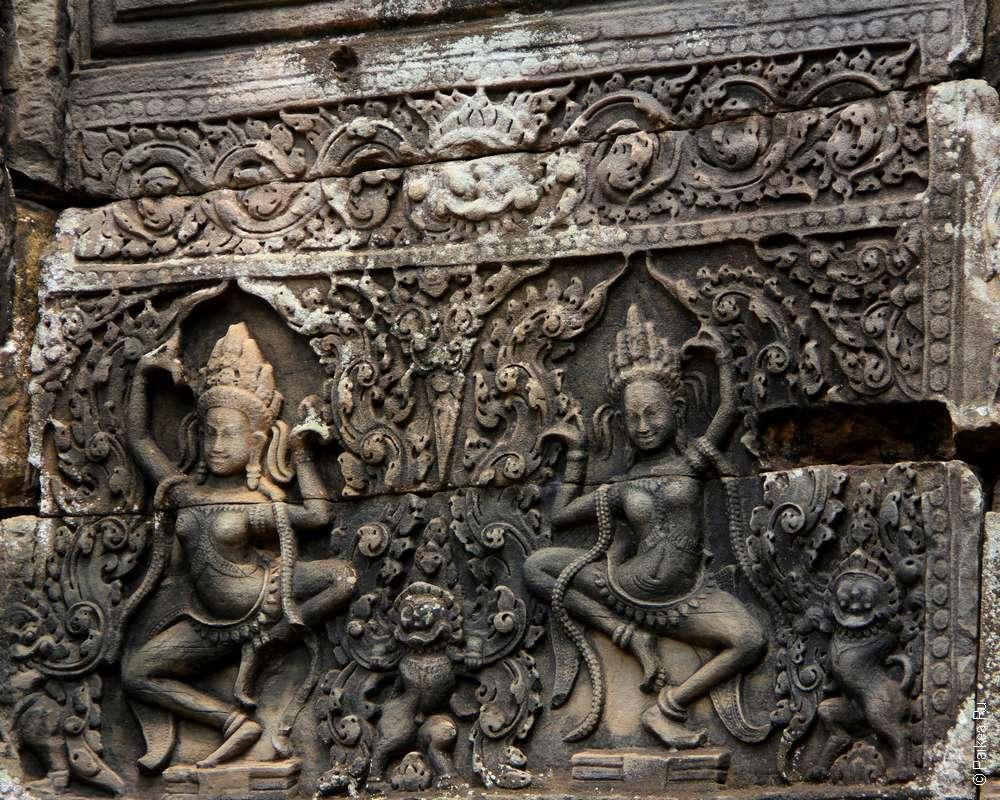 Храм Байон Камбоджа
