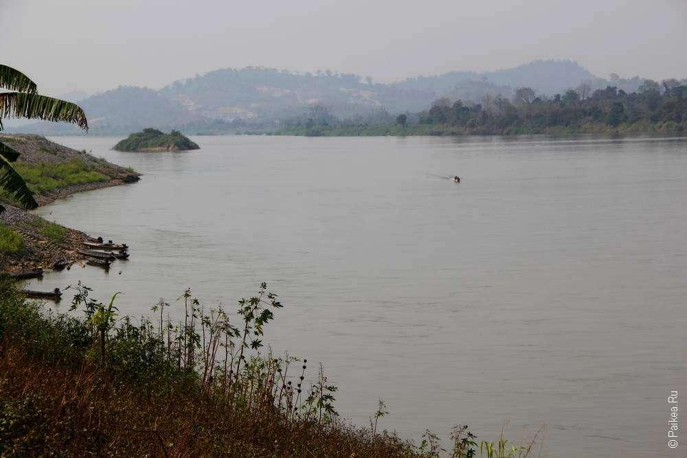 Мутные воды Меконга