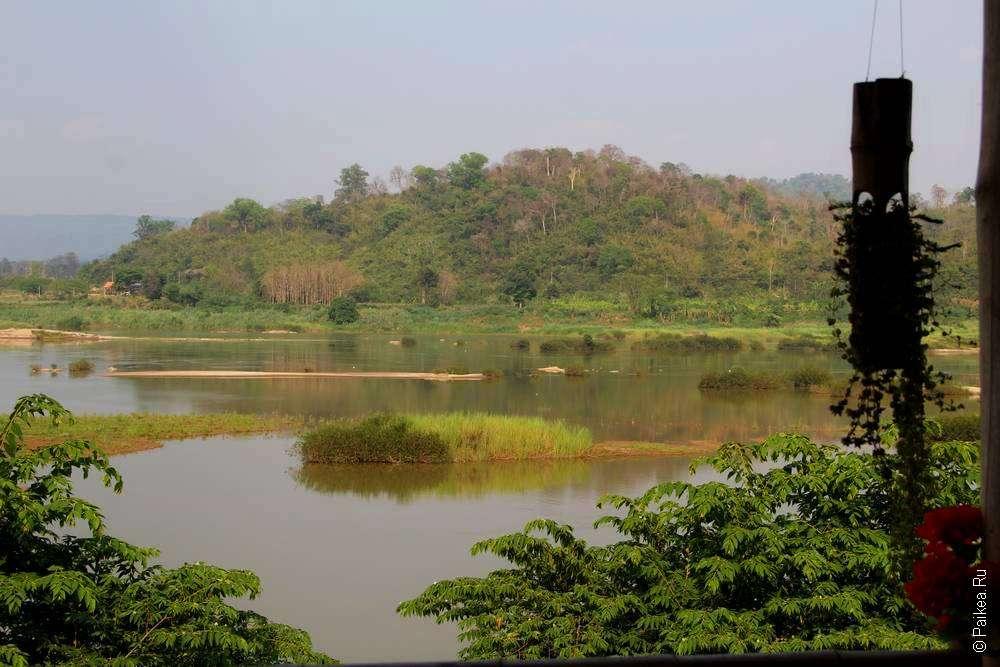 Остров в реке