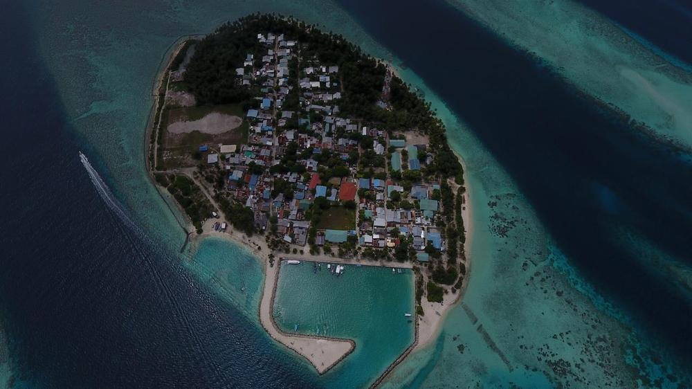 остров фелиду