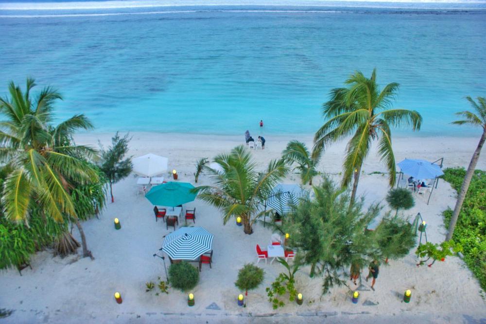 отель в хулхумале на пляже
