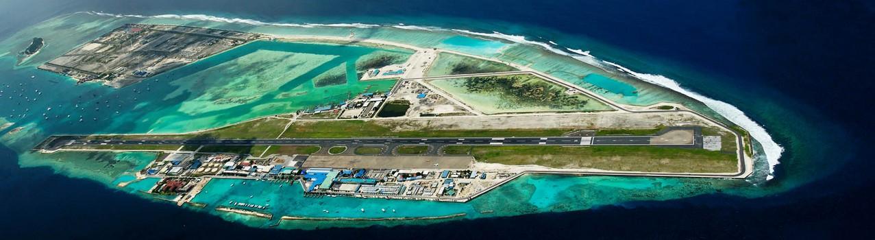Международный аэропорт Велана на Мальдивах