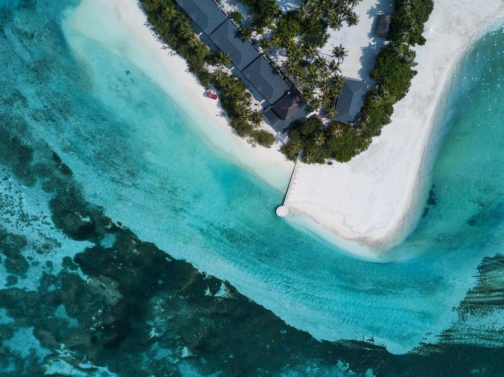 Остров Хураа Мальдивы 02