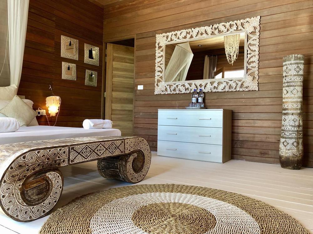 Отель на острове Тулусду Мальдивы
