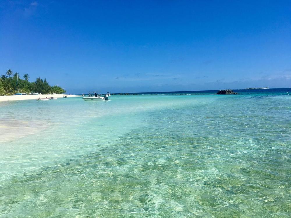 Остров Тулусду Мальдивы 03