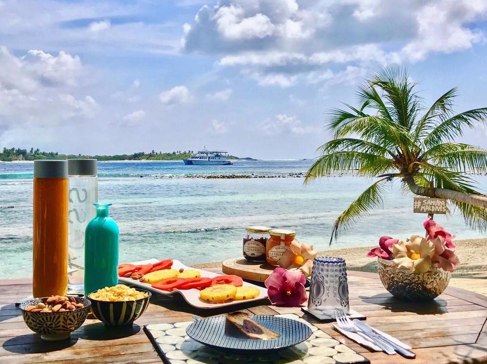 Остров Тулусду Мальдивы 05
