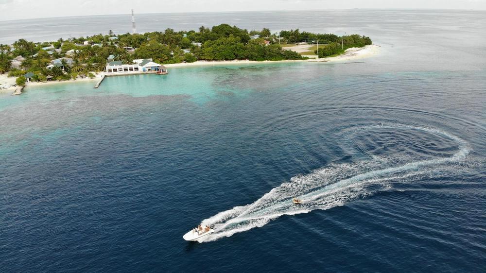 Бодуфулуду Мальдивы