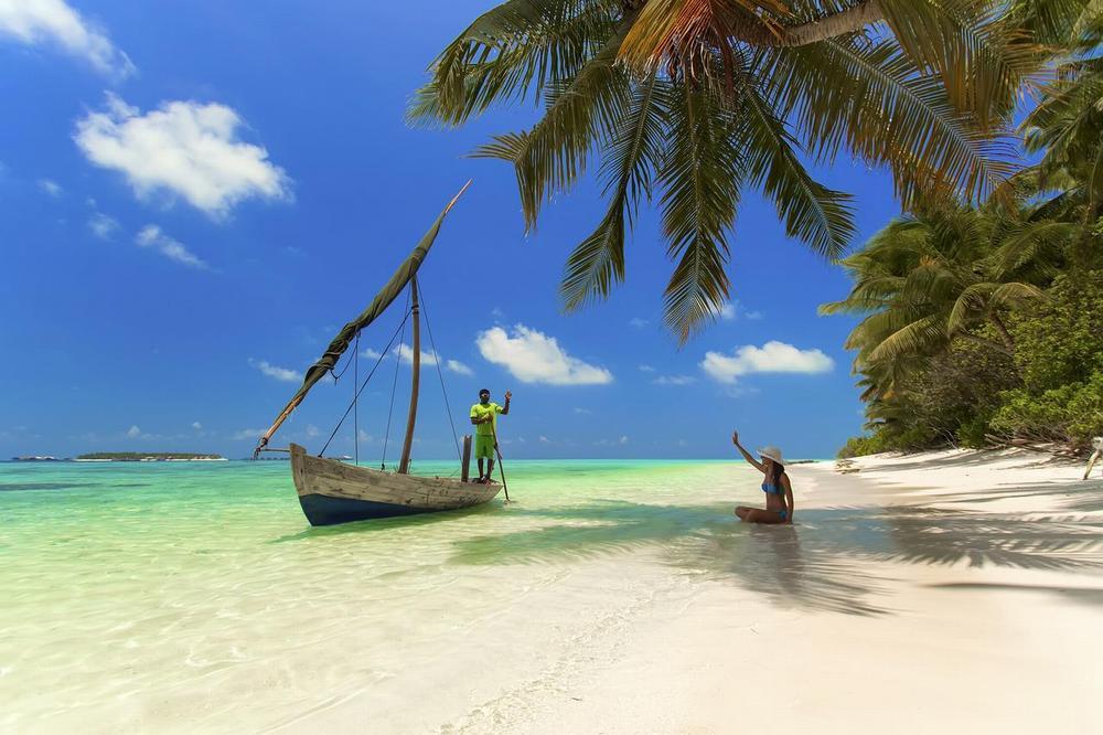 Остров Бодуфулуду