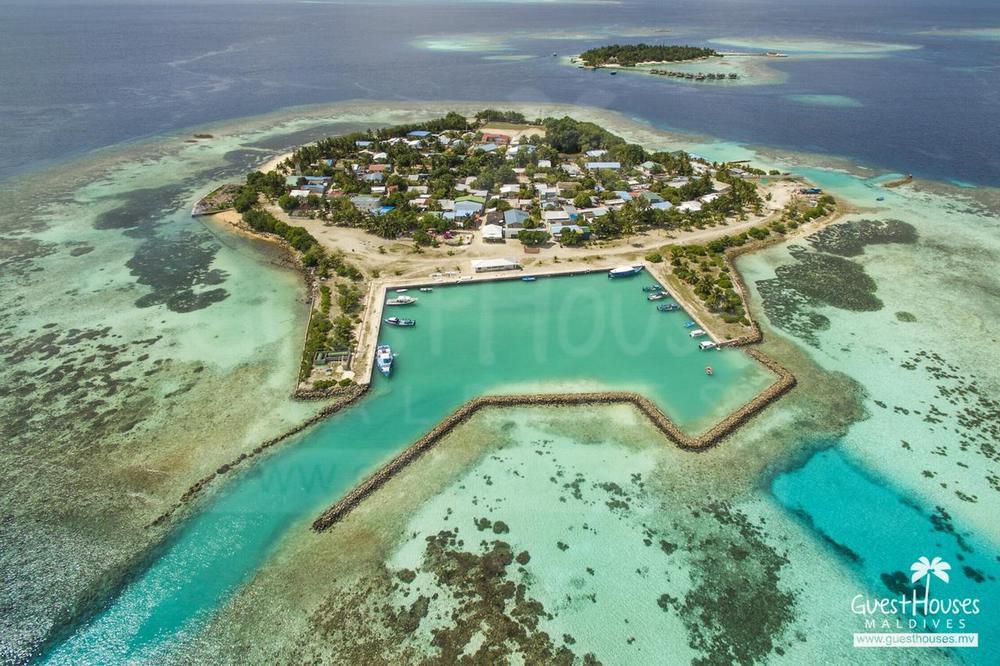 Остров Бодуфулуду Мальдивы