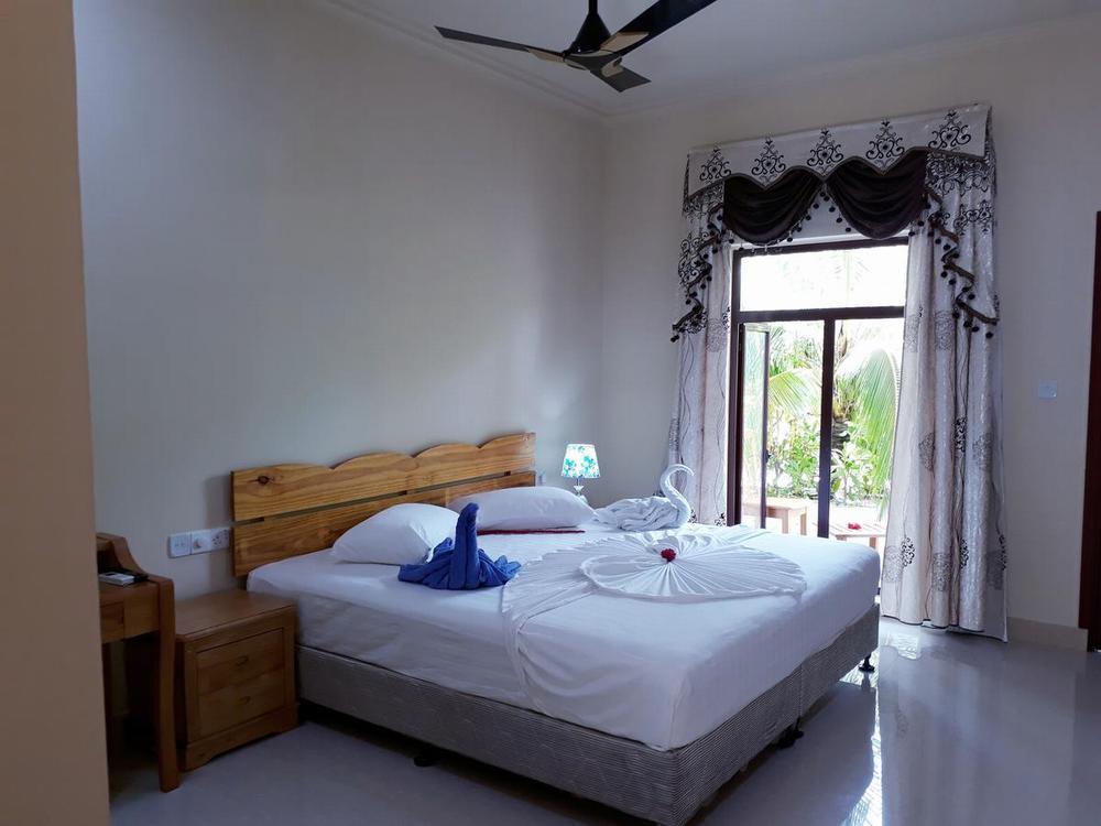 отель на острове тодду