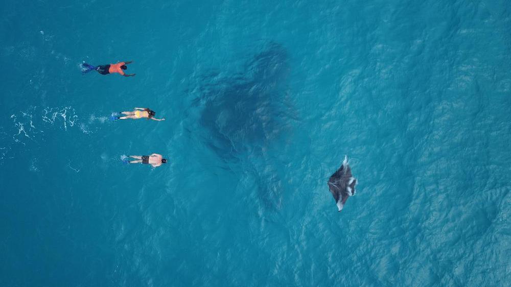 Недорогие острова на Мальдивах - Укулхас