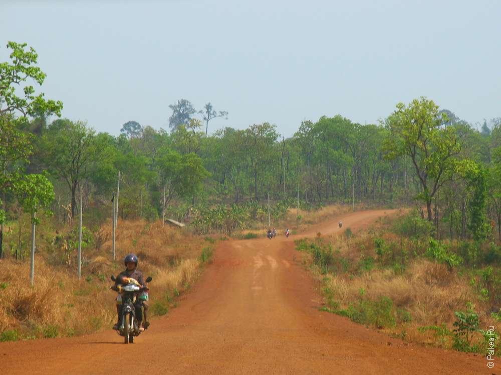 Маршрут по Ангкору, Камбоджа