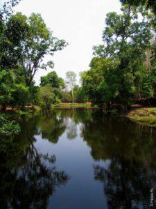 Кох Кер Камбоджа (Koh Ker)