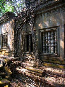 Дальние храмы Ангкора