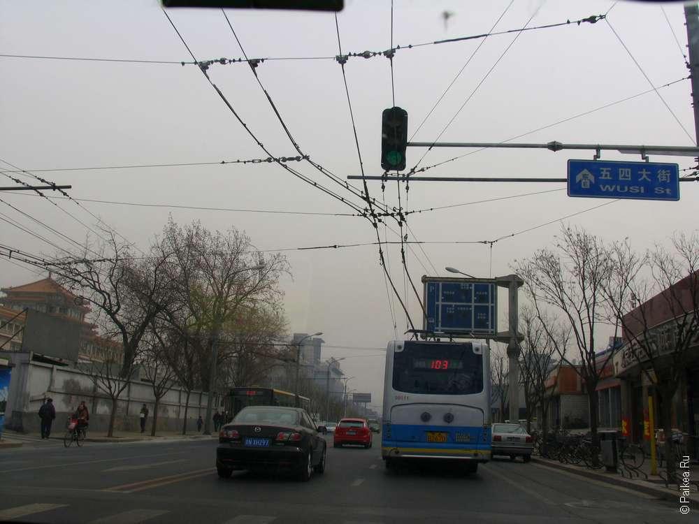 Районы Пекина