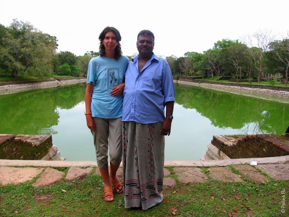 Гид Шри-Ланка Акила