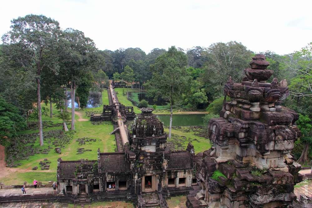 Бапуон, Ангкор Том, Камбоджа / Baphuon, Angkor Thom, Cambodia