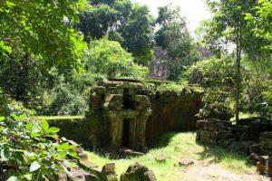 Ворота в Бапуон Ангкор Том