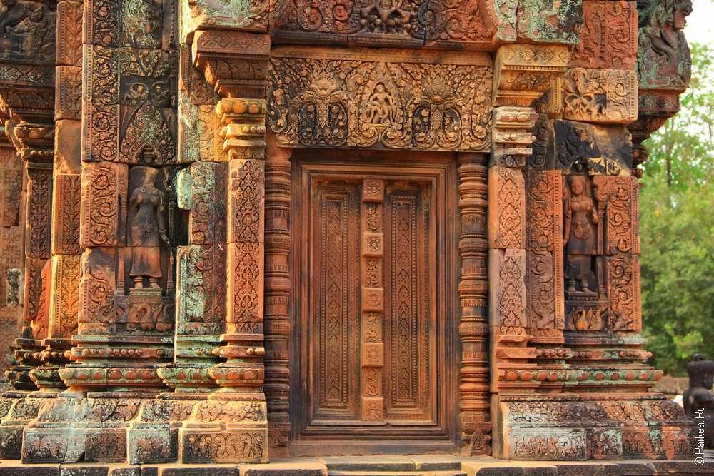 Камбоджа Ангкор