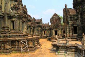 Храм Бантей Самре, Ангкор, Камбоджа
