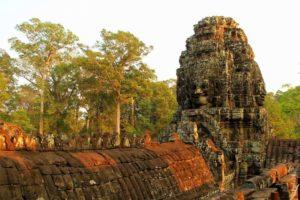 Уникальный храм Байон