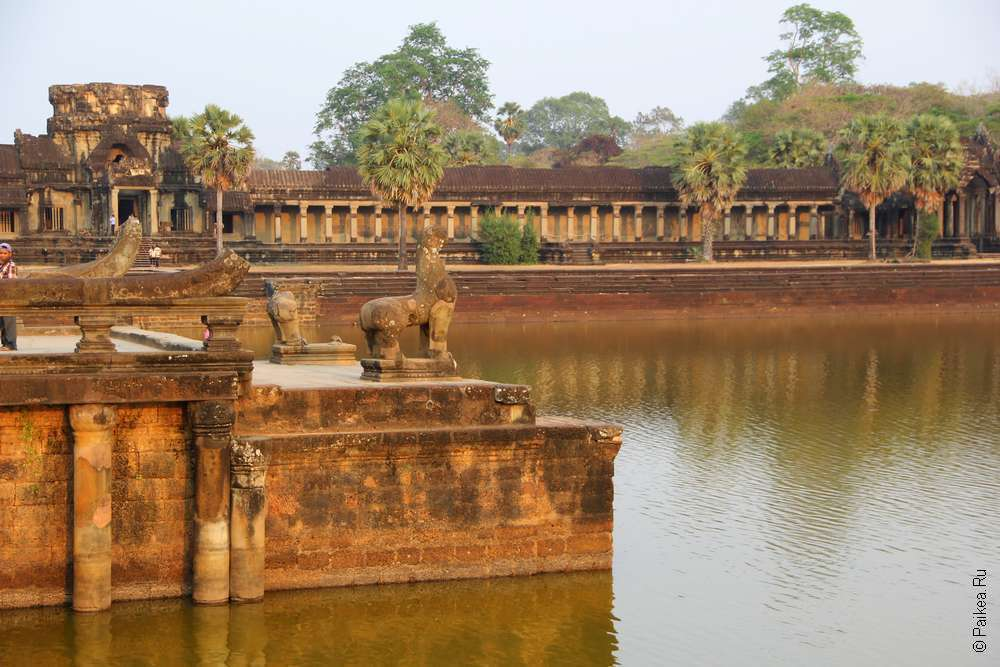 Маршруты по Ангкору - Малый круг