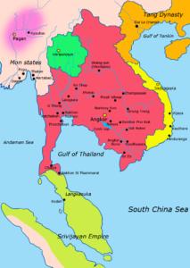 Кхмерская империя, Ангкор в истории Камбоджи