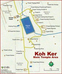 Храмовый комплекс Кох Кер