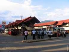 Автобусная станция Бадуллы