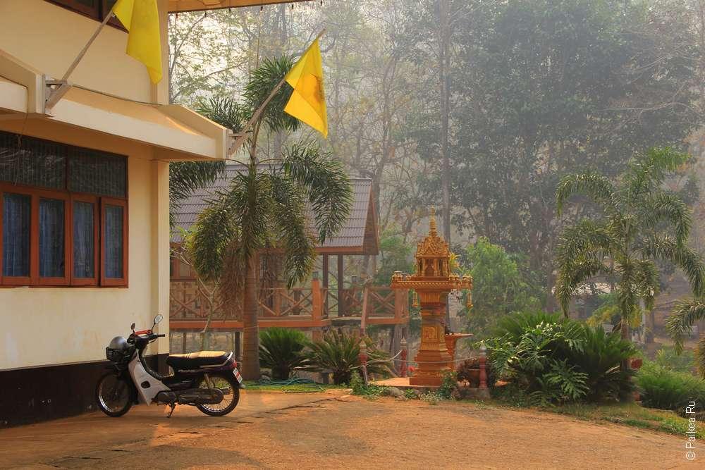Соппонг (Панг Мафа) Северный Таиланд
