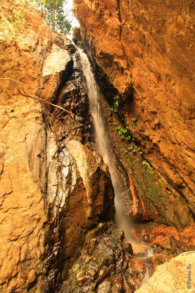 Мае Кут Лонг Водопад