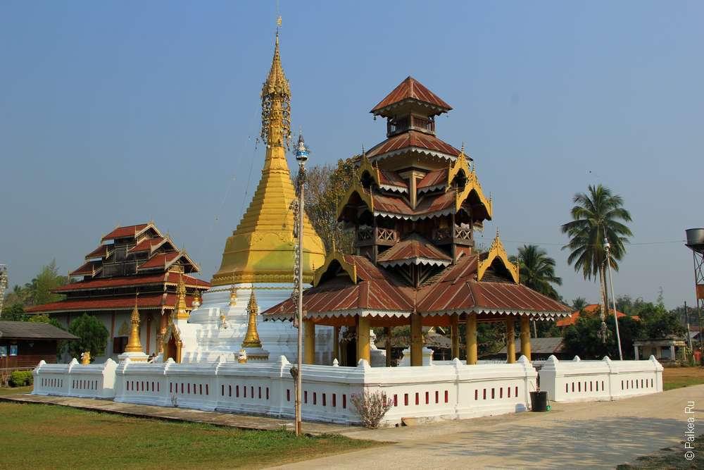 Ват То Пэ Wat To Phae