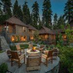 Отели на озере Тахо - Cedar Crest Cottages Lake Tahoe
