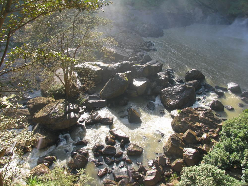 Водопад Дунхинда 10