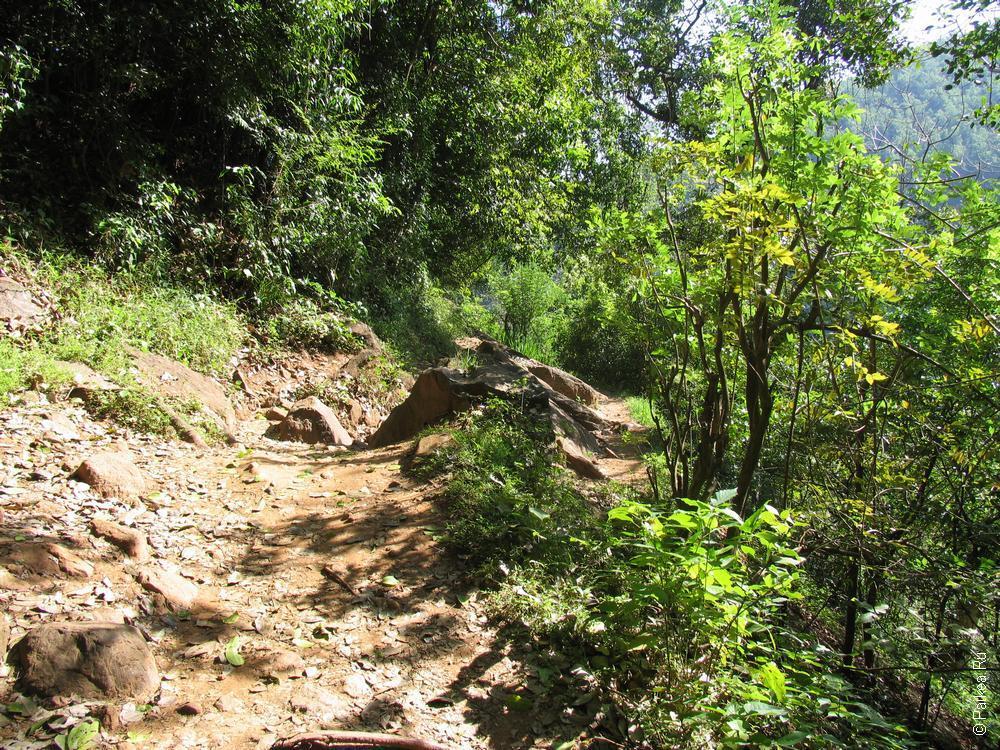 Водопад Дунхинда 13