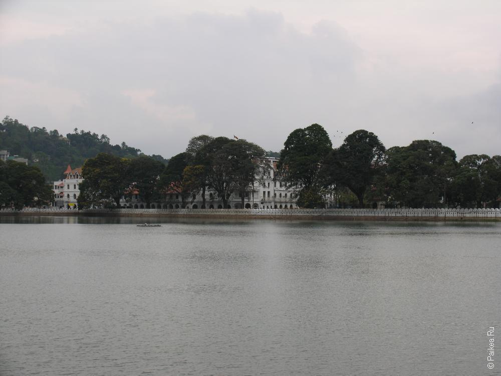 канди озеро