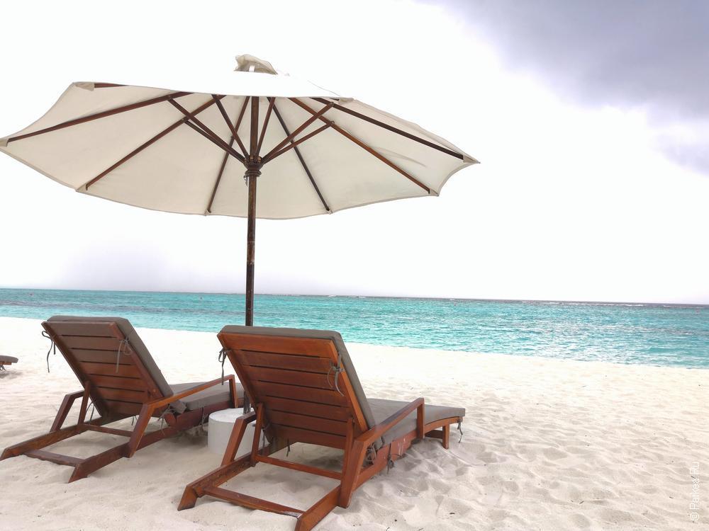 Пляжи Мальдив 23