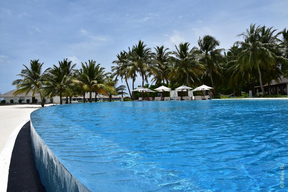 лучшие отели 5 звезд на мальдивах