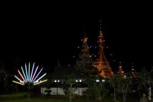 Мае Хонг Сон храмы