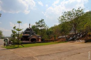 Храм Ват Пра Нон