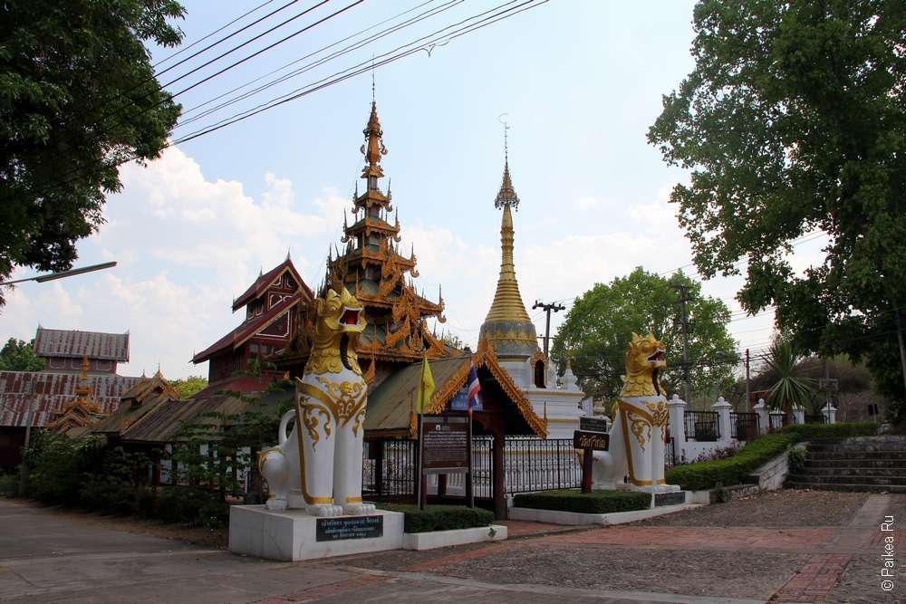 Храм Ват Кам Ко