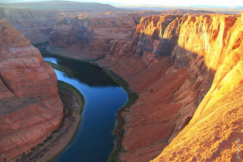 Река Колорадо, Глен Каньон