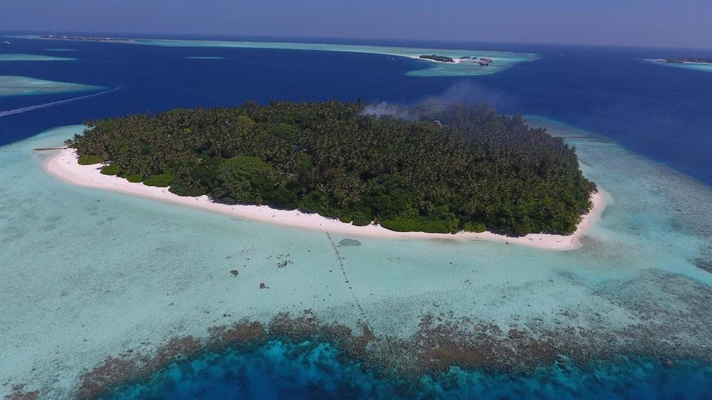 остров бияду