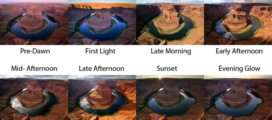 Фото Подковы, Аризона, США