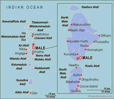 Отдых на Мальдивах туры цены