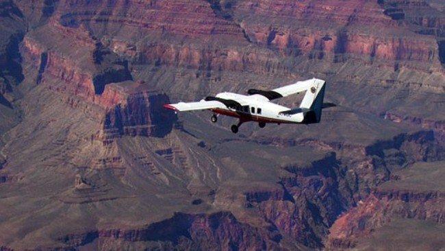 Как добраться из Лос-Анджелеса в Гранд-Каньон на самолете