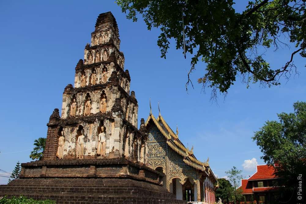 Достопримечательности Северного Таиланда