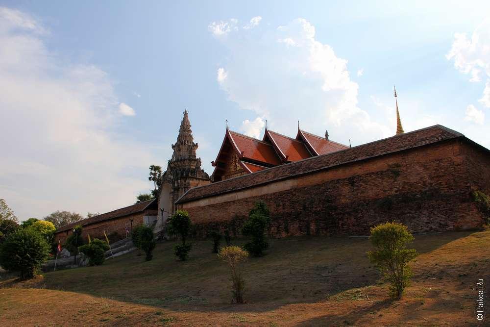 Север Таиланда достопримечательности