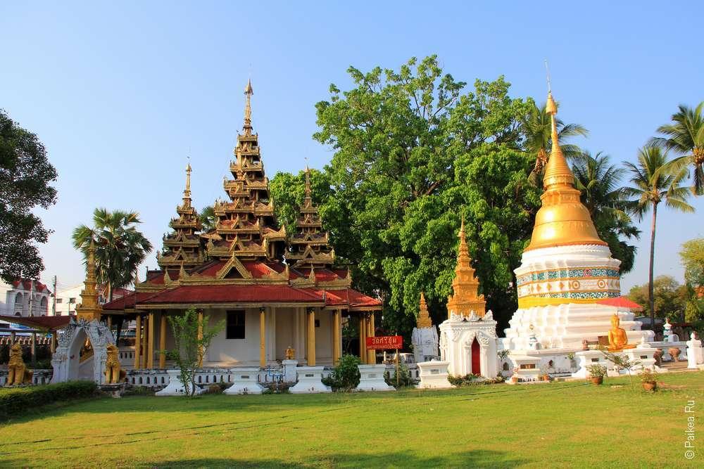 Лампанг Северный Таиланд