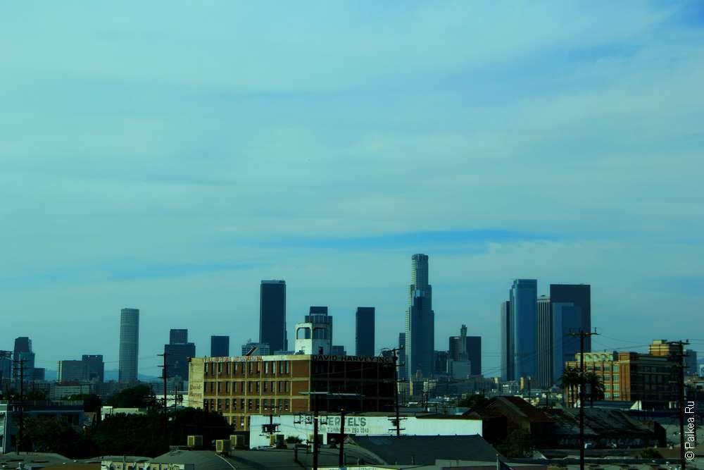 Лос-Анджелес транспорт, Калифорния, США